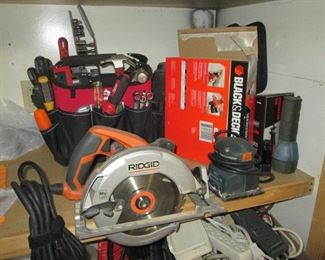 Misc. Power & Hand Tools