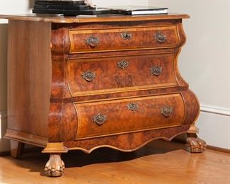 Antique Bombe chest