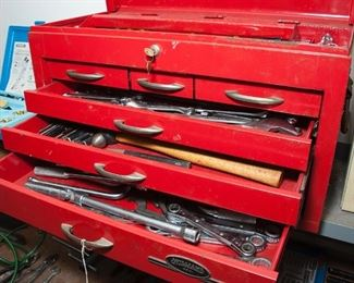 Williams tools and tool box