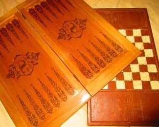 Antique and Vintage Game Boards