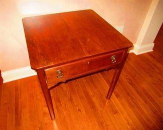 Bob Timberlake Cherry One-Drawer Table