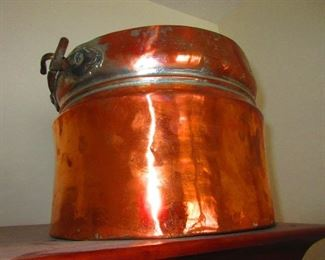 Turkish Copper Pail