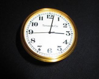 Tiffany & Co. Clock