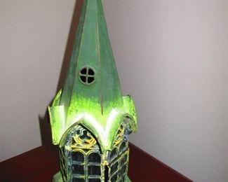 Tin Fairy House