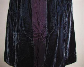 Velvet Evening Jacket