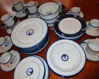 Dansk Flora Dinnerware