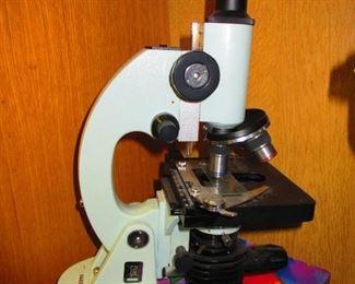 Celestron Microscope
