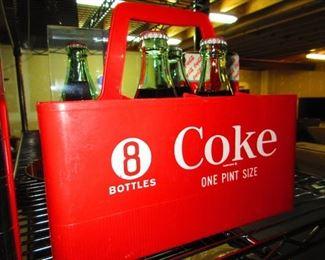 Vintage Coca-Cola Container