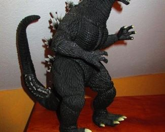 Woah! There Goes Tokyo! Go-go-Godzilla !