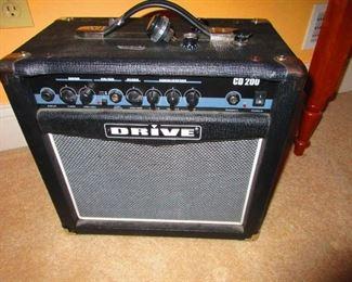 Drive Amplifier