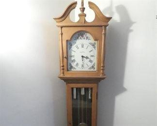 Working Seth Thomas grandfather clock