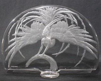 Rene Lalique Oiseau de Feu Centerpiece