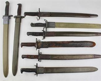 Military Bayonets