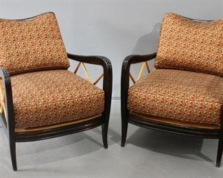 Modern Lounge Chairs 2 of 4