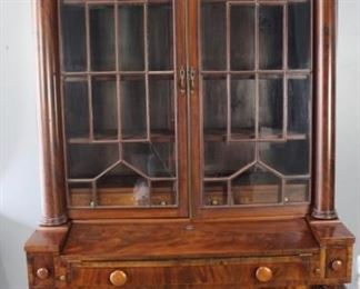 1850s Secretary Bookcase