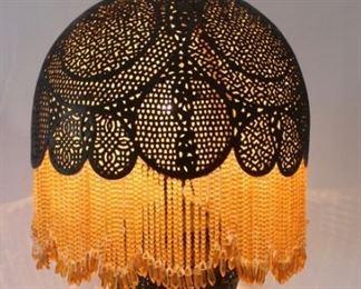 Moorish Table Lamp