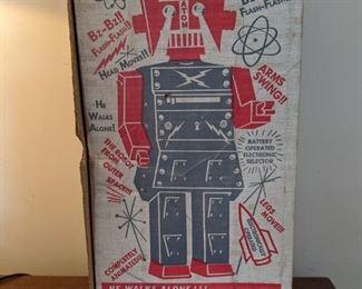 Mr Atom Robot box only