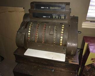 National Cash Register – WORKS – Mfgr'd late 1920s - Model: 852-F-XX