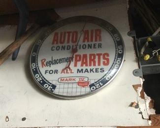 Vintage thermometors