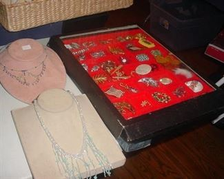 Some of the nice costume Jewelry