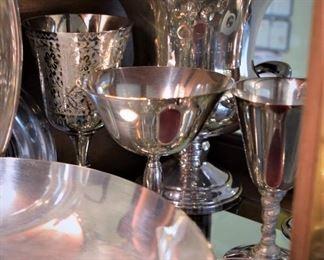 AKC Champion Silky Trophy Silver