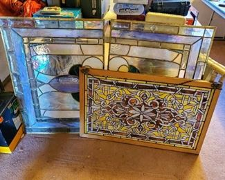 Milton Estate Sale Stained Glass in Mesa