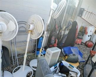 Vacuums and Fans