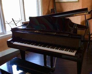 K. Kawai Grand Piano KG-2D, 1716094.