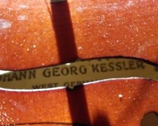 Johann George Kessler made in Germany