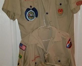 Troop 5 Bot Scout Shirts. Oldest Boy Scout Troop West of the Mississippi