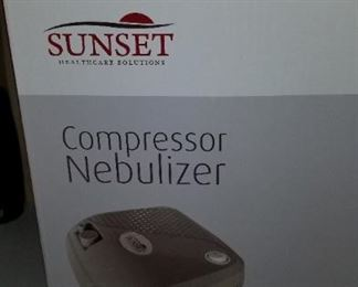 Sunset Nebulizer