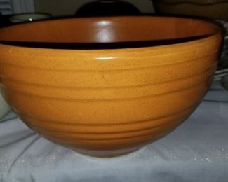Mc Coy large mixing bowl