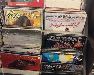record albums/vinyl records