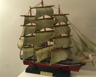 . . . a nice nautical piece.