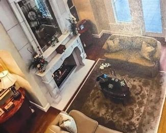 Rug only for sale -  Apologize for the grainy photo