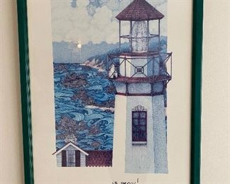 """Lighthouse """"keeping the watch"""""""