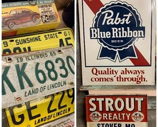 license plates pabst