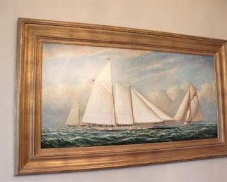 Nautical Art