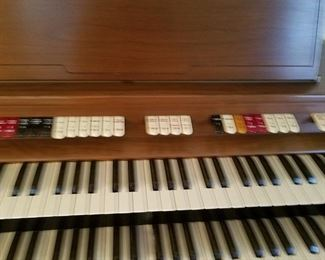 Organ works great