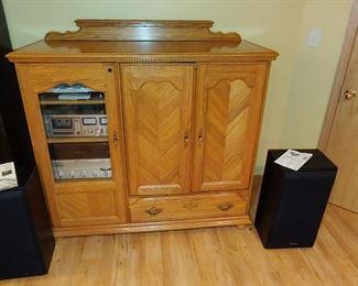 vintage stereo