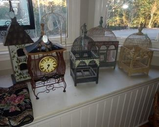 All these birdhouses will be priced to sell and ready for a new hone!!