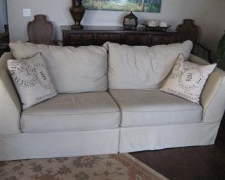 Fabrique Sofa from Ashley's ...