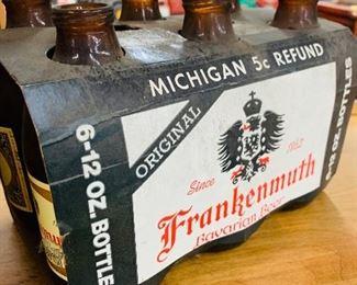 Frankenmuth Beer bottle 6 pack