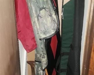 Rifle and shotgun sleeves