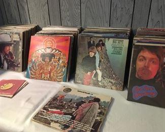 All the Hits! Original Classic Rock & Roll--1960/70's LP Albums
