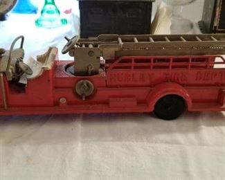 Hubley  Fire Truck - Great Condition!!!