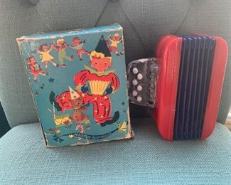 Vintage Child's Toy