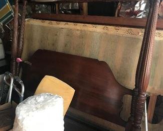 4 Post Bed Frame $ 110.00