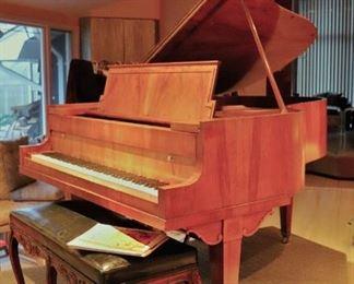 Hardman Baby Grand Piano