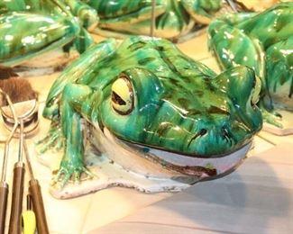 Decorative Frog